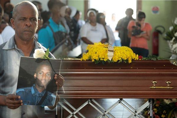 Obsèques Bruno Pacquit
