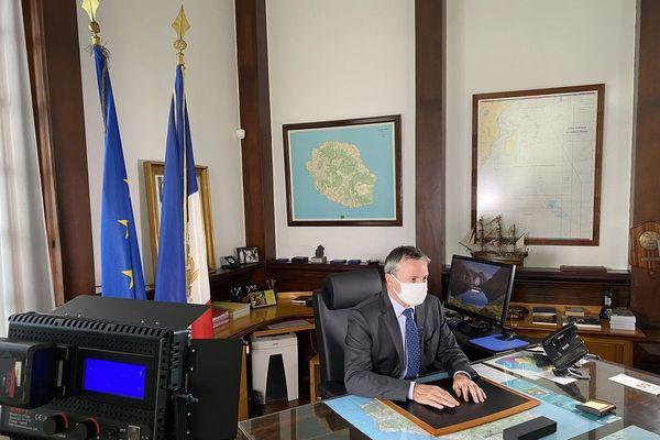 Allocution du préfet Jacques Billant