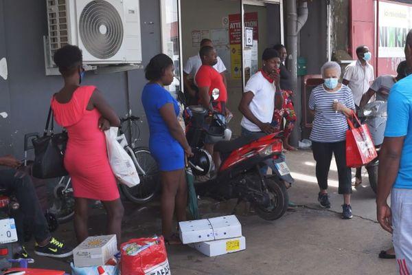 Devanture magasin Cayenne