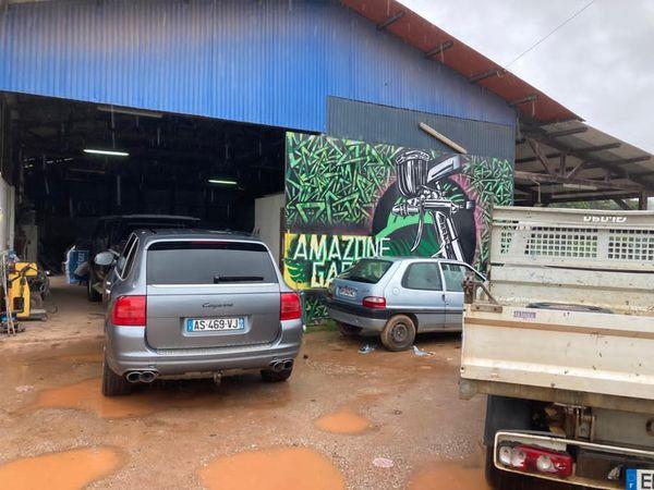 Amazone Garage à Rémire-Montjoly