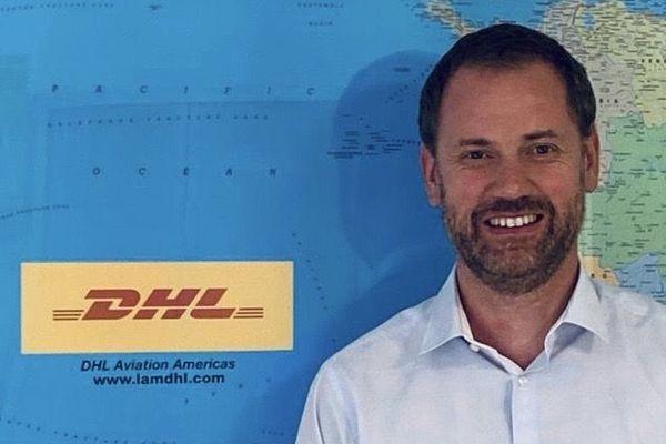 Gonzague Sens, directeur DHL Antilles Guyane