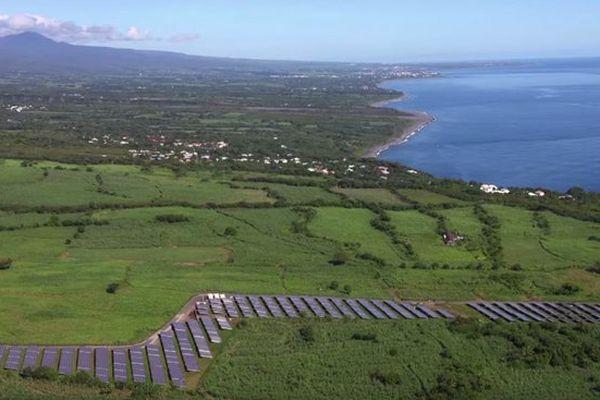 Ferme Photovoltaïque de La Réunion