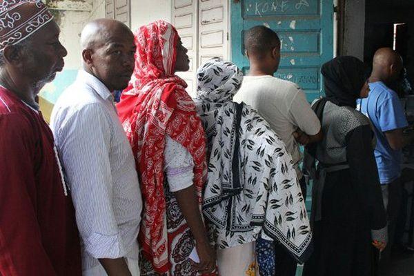 comores élections