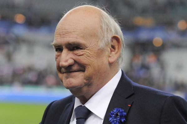 L'actuel président de la FFR, Pierre Camou.