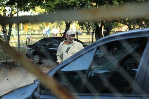 Jorge parking
