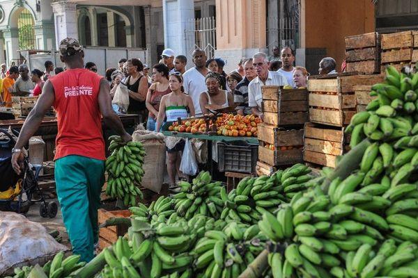 cuba marché