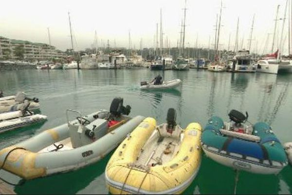 bateaux mouillage