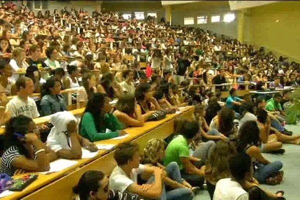 Les premiers pas à l'université pour 800 étudiants de la faculté des Lettres et des Sciences Humaines