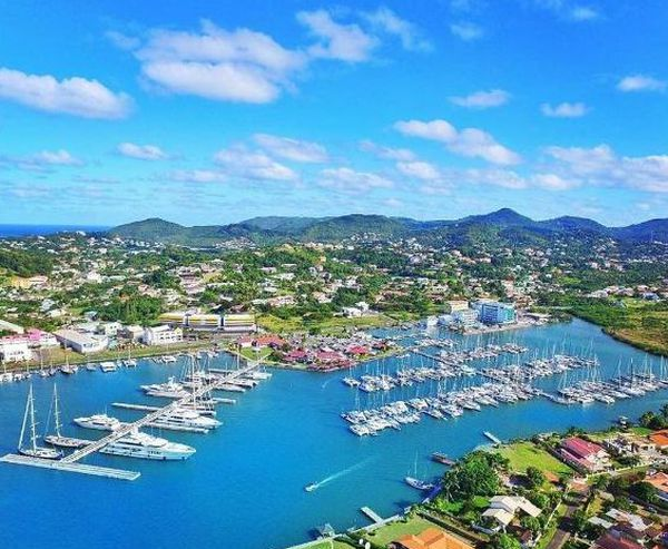 Sainte Lucie Rodney Bay Marina