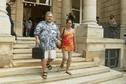 En short et sandales, l'arrivée très remarquée à l'Assemblée nationale du nouveau député de Polynésie Moetai Brotherson