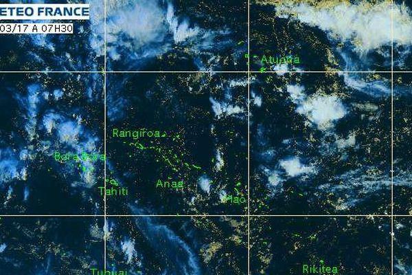 Vigilance météo maintenue sur les îles Marquises