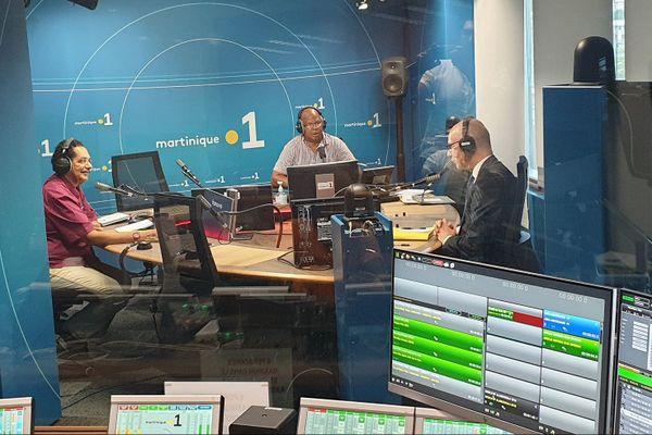 Stanislas Cazelles en radio
