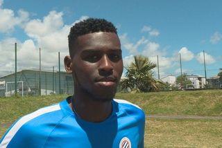 Football : Karim Attoumani rejoint le centre de formation de Montpellier