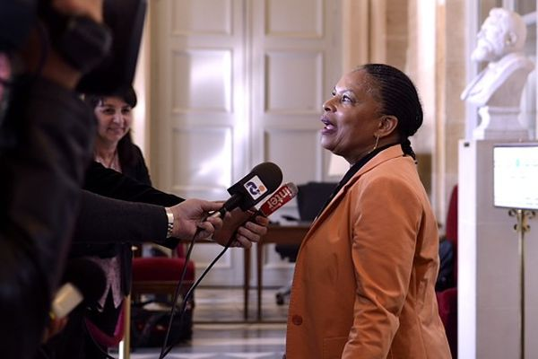 Christiane Taubira (AN, 23 avril 2013)