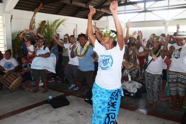 Jeux inter-îles de Makemo