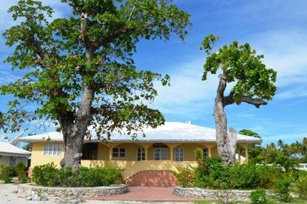 La mairie de Fakarava