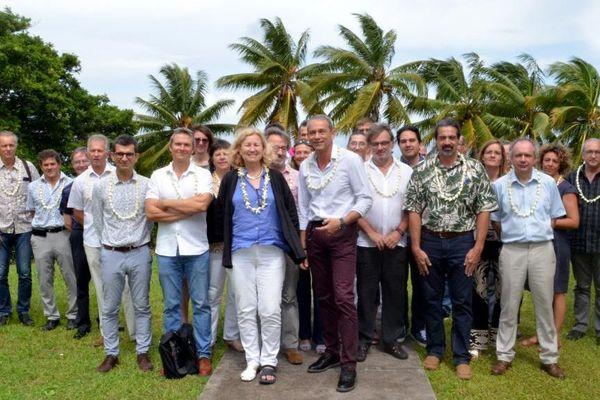 Lancement consortium RESIPOL chercheurs