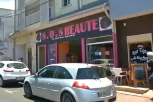 agression coiffeur Saint-Pierre