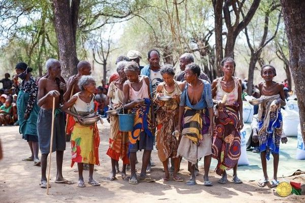 Famine Sud Madagascar