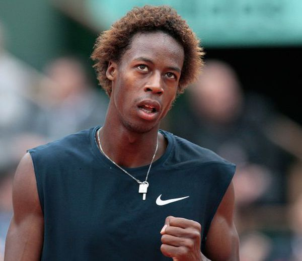 Gael Monfils Roland Garros 2008