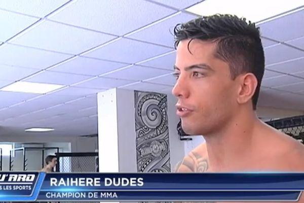 6 polynésiens à San Diego pour le prochain Epic Fighting en MMA - Tu'aro Sports 12 06 2016