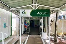 Hôpital Saint-Gabriel à Cayenne