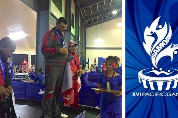 Samoa 2019, le cap des quarante médailles d'or