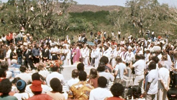 Obsèques de Pierre Declercq, 24 septembre 1981 à La Conception