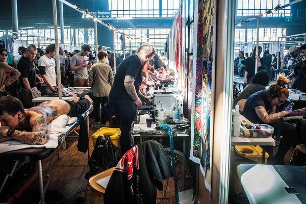 Mondial Du Tatouage A Paris Coup De Projecteur Sur Cinq Tatoues Celebres