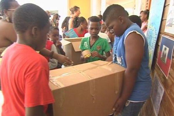Collecte Haiti