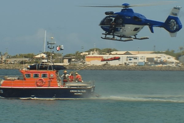 SNSM : opération de secours en mer