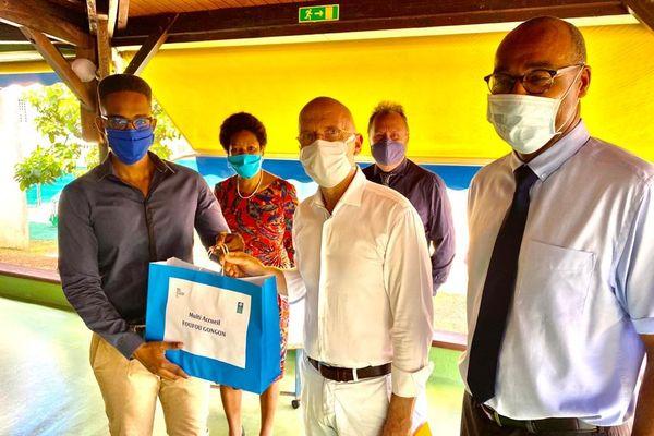 La CAF et la Préfecture de Guadeloupe saluent l'engagement des crèches