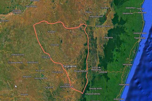 District D'Analamanga
