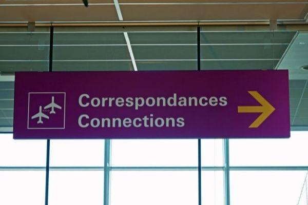 aeroport montreal correspondance