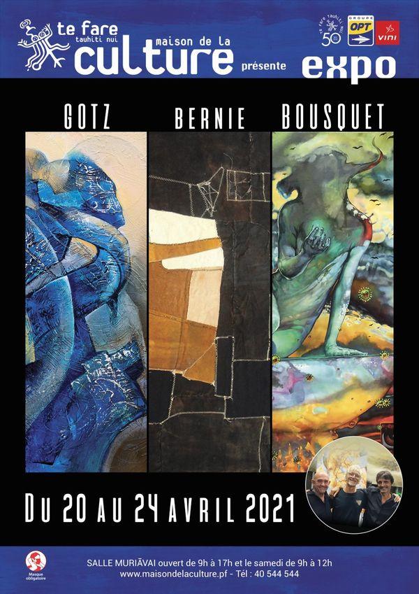 expo GOTZ-BERNIE-BOUSQUET