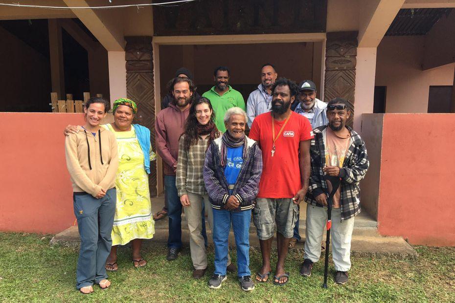 Houaïlou mise sur le développement du café et du santal - Nouvelle-Calédonie la 1ère