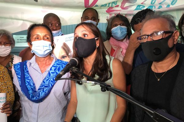 Victoire de Karine Lebon dans la 2ème circonscription