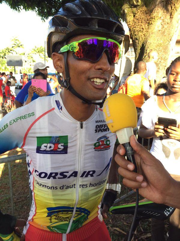 Le vainqueur de la 9ème étape tdg 2015