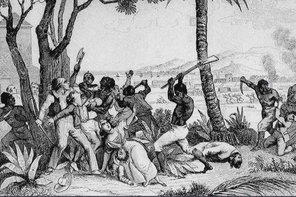 Révolte du Carbet