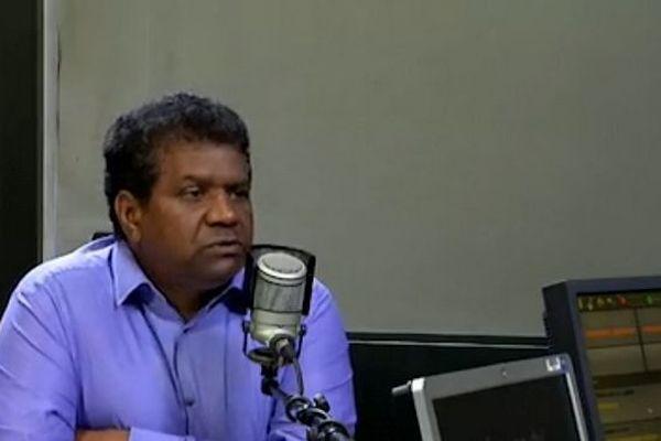 Jean-Hugues Ratenon, député (La France Insoumise) de La Réunion