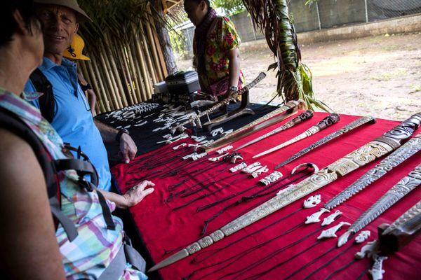 Matavaa touriste colliers