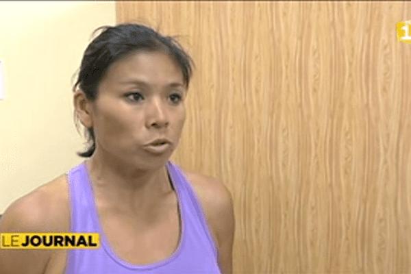 Claudine Yu Hing, la renaissance d'une athlète