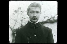 Portrait de Louis Thomas, médecin militaire