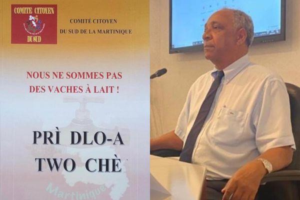 Comité Citoyen du Sud de Martinique / André Lesueur / Eau
