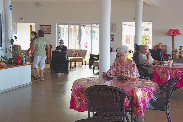 maison de retraite / matahiapo