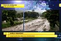 Hiva Oa aux Marquises est en proies à des pluies torrentielles