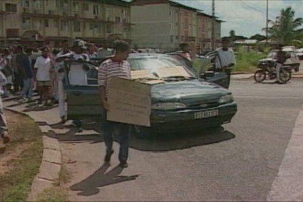 Mouvement des lycéeens en 1996
