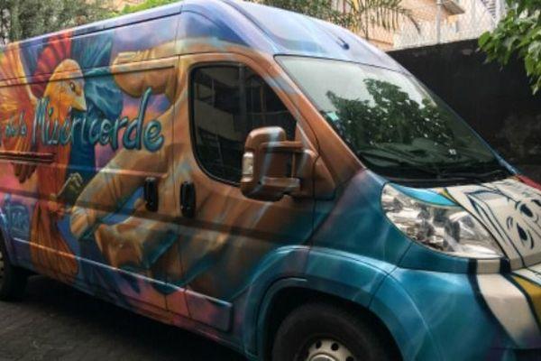 Le truck de la miséricorde