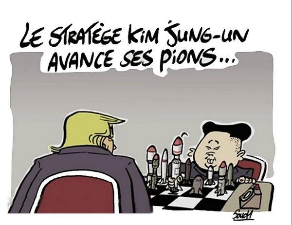 20170904 Souch : Stratège Kim Jung-Un