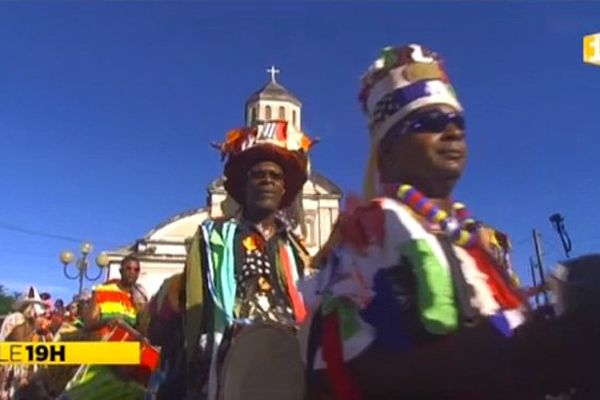 Carnaval Gros-Morne